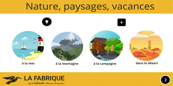 Nature, paysages, vacances